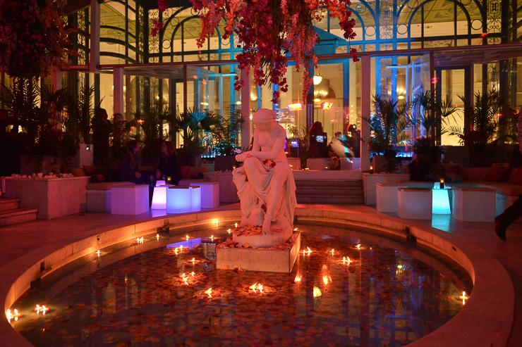 Un Jardin D Hiver Aux Accents Mauriciens En Plein Paris Merci