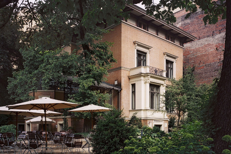 Menu im literaturhaus cafe wintergarten CAFE IM