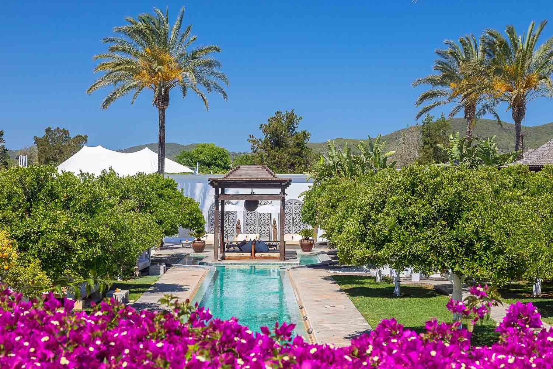 Atzaró Hotel & Spa Ibiza - Spa extérieur