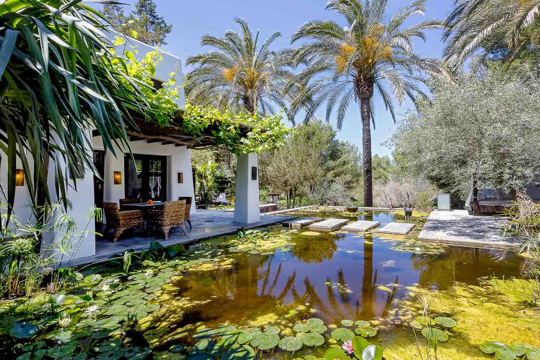 Atzaró Hotel & Spa Ibiza - Jardins