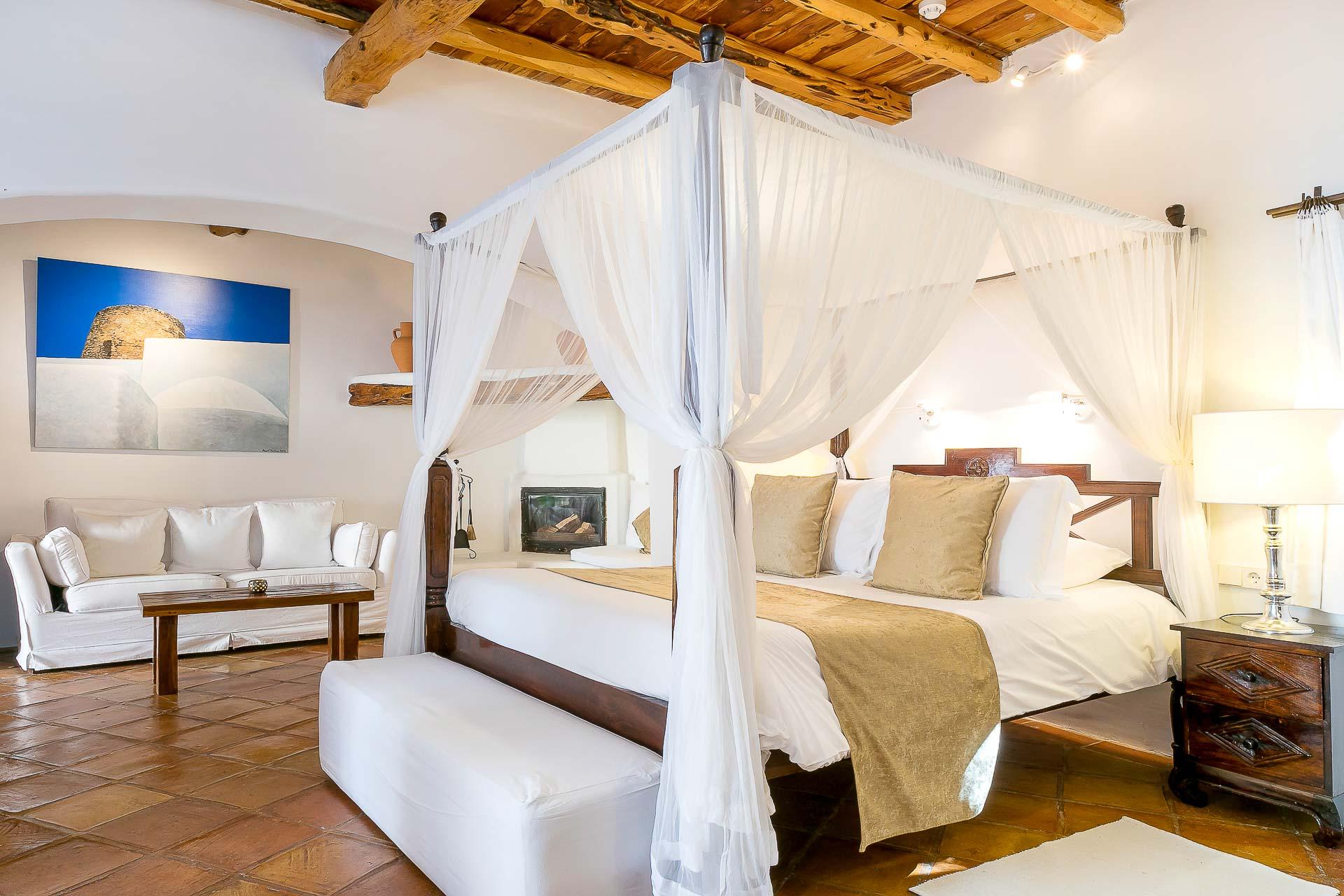 Atzaró Hotel & Spa Ibiza - Chambre