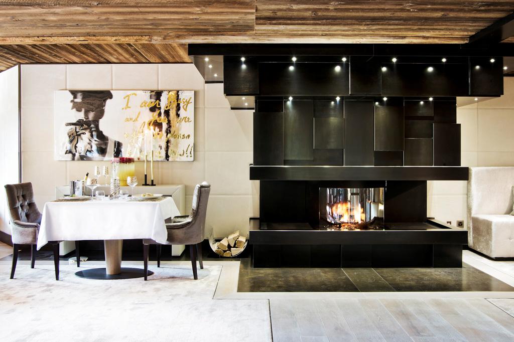 Ce boutique-hôtel exclusif a été imaginé pour faire vivre à ses hôtels l'expérience d'un chalet privé