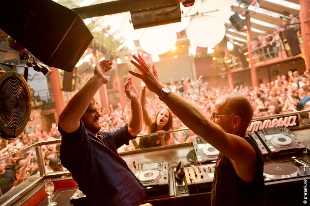 Ibiza 2015 - Cocoon - Amnesia