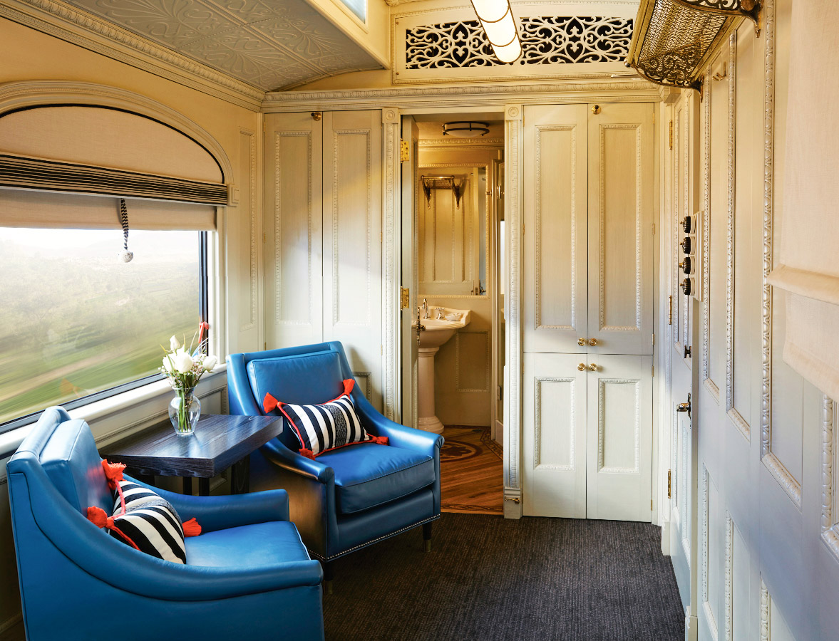 Les cabines sont aussi confortables que les chambres d'un hôtel 5-étoiles