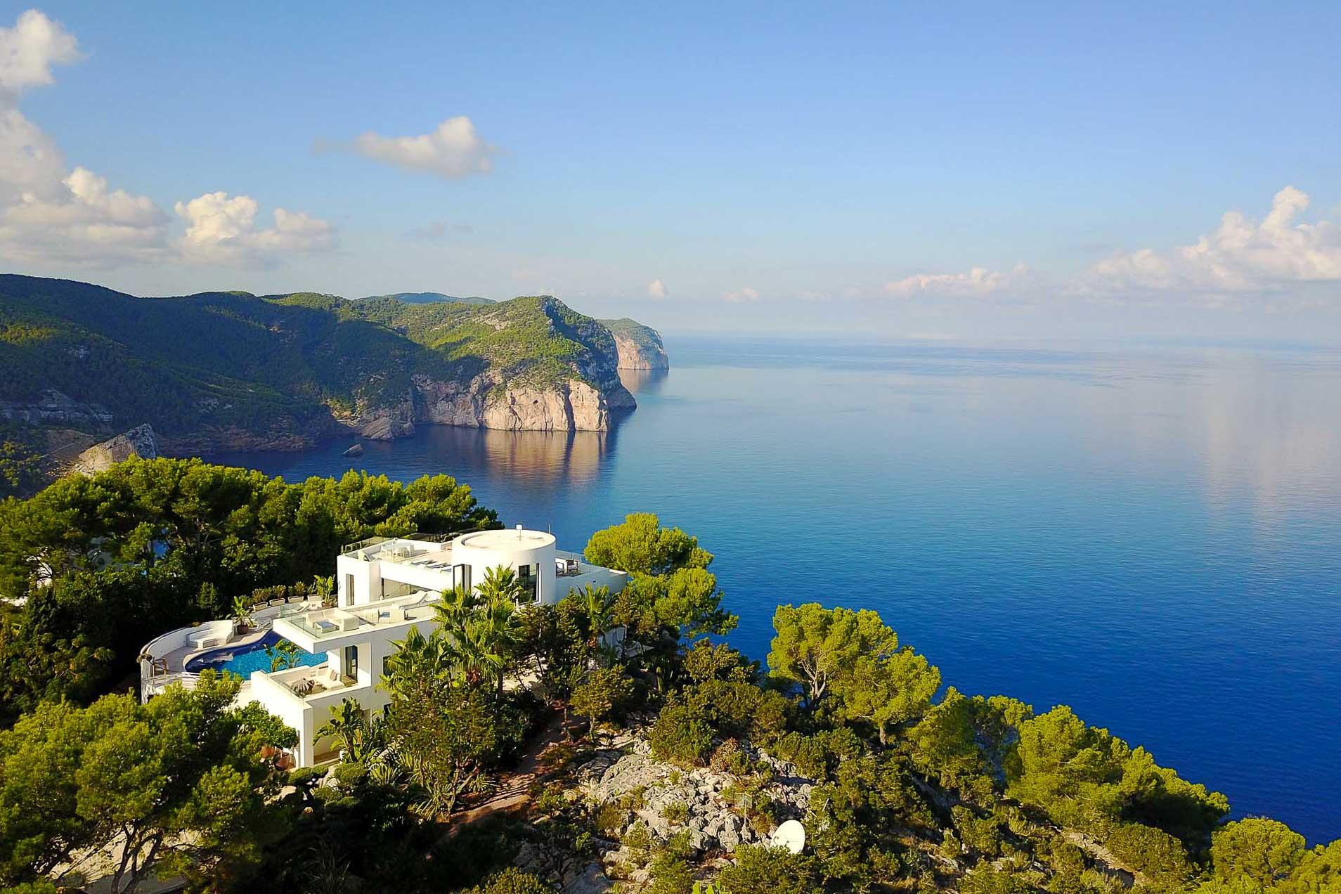 Villa Blue Ibiza © DR