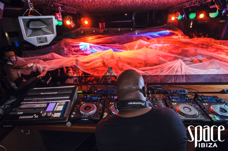 Ibiza 2015 - Carl Cox - Space