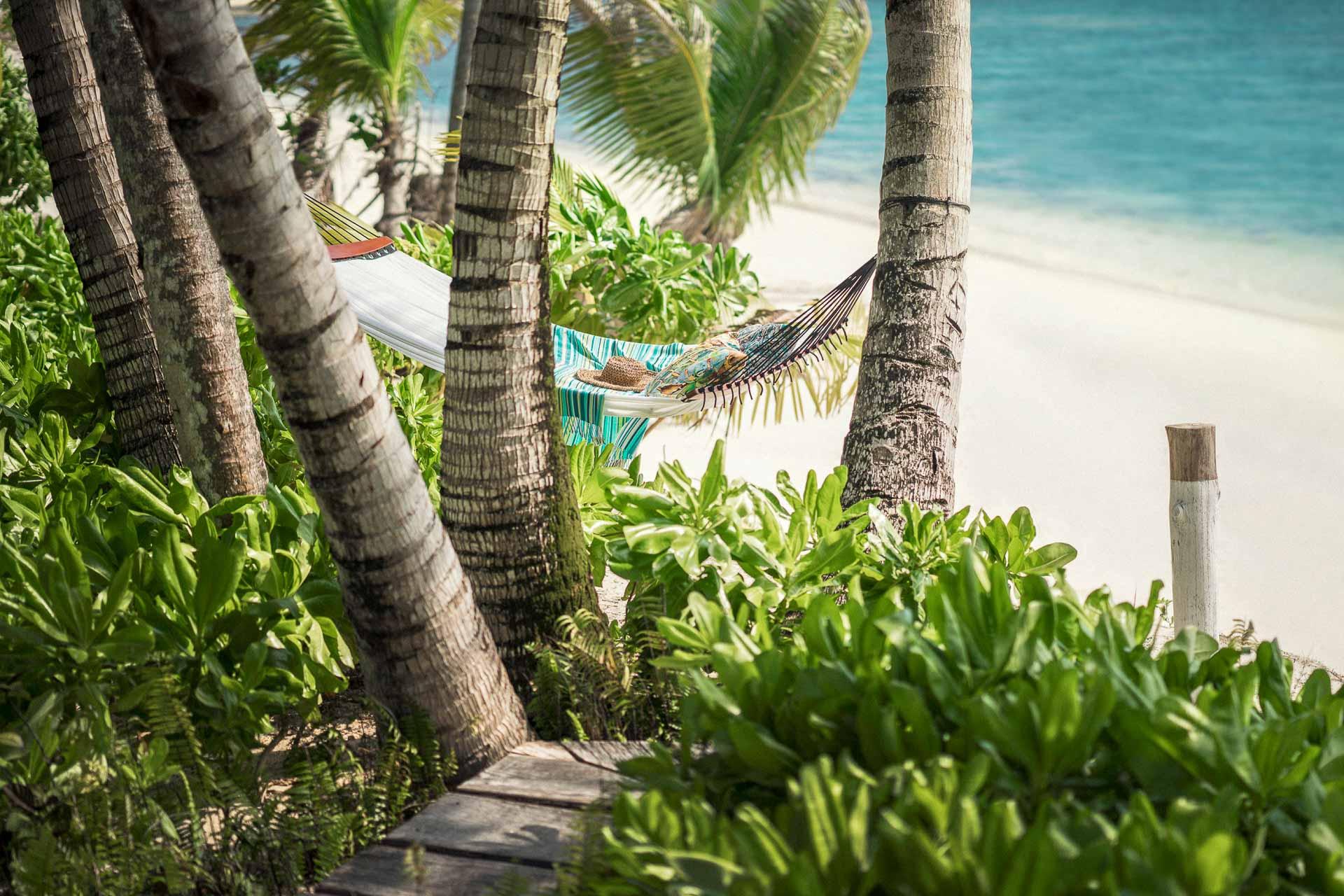 Chaque détail du resort a été imaginé pour créer une atmosphère propice à la relaxation