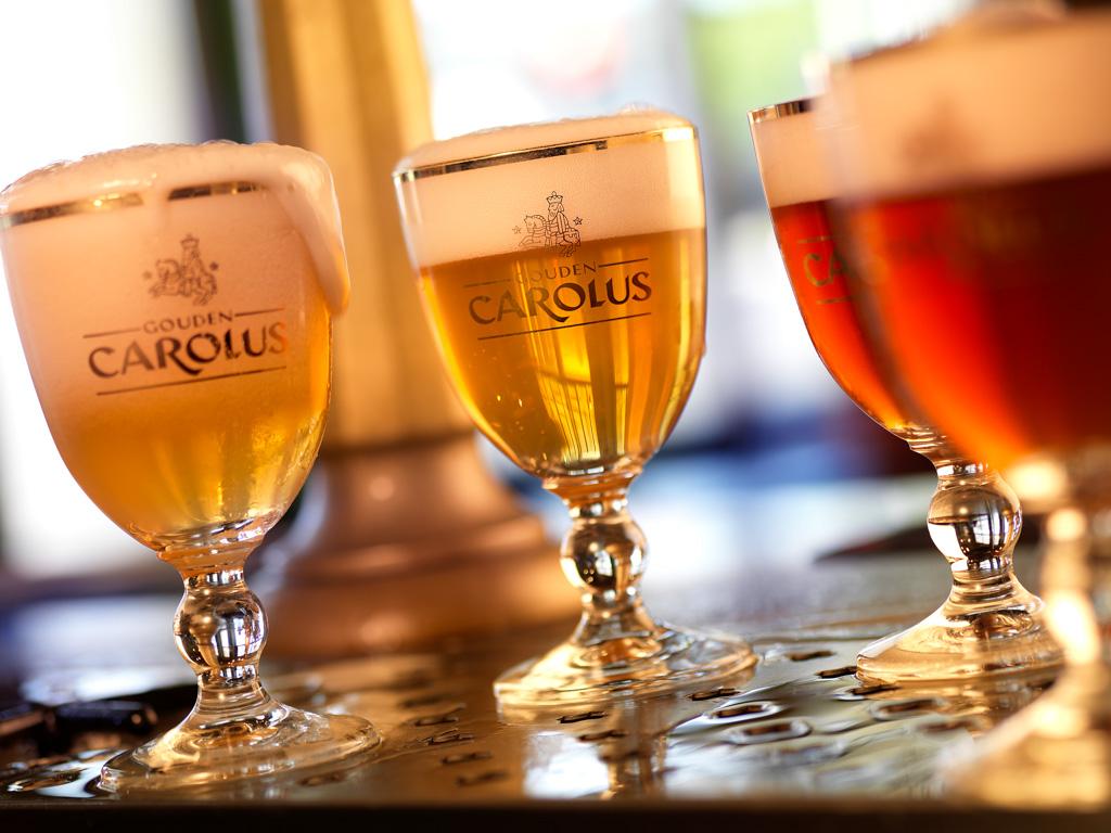La bière Gouden Carolus