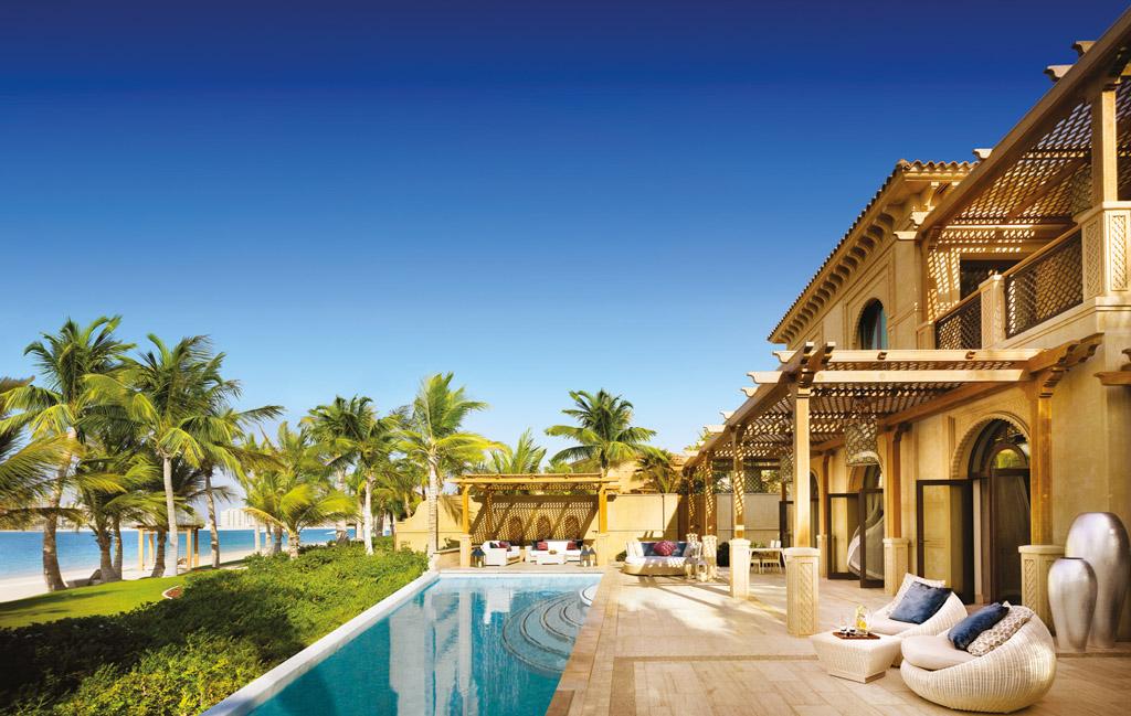 Parmi les différentes possibilités d'hébergement, des villas avec piscines privées