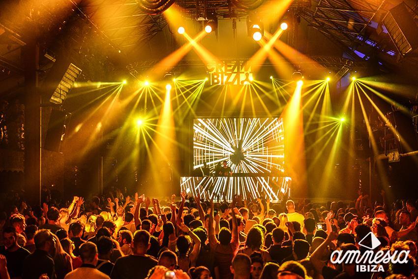 Ibiza 2015 - Cream - Amnesia