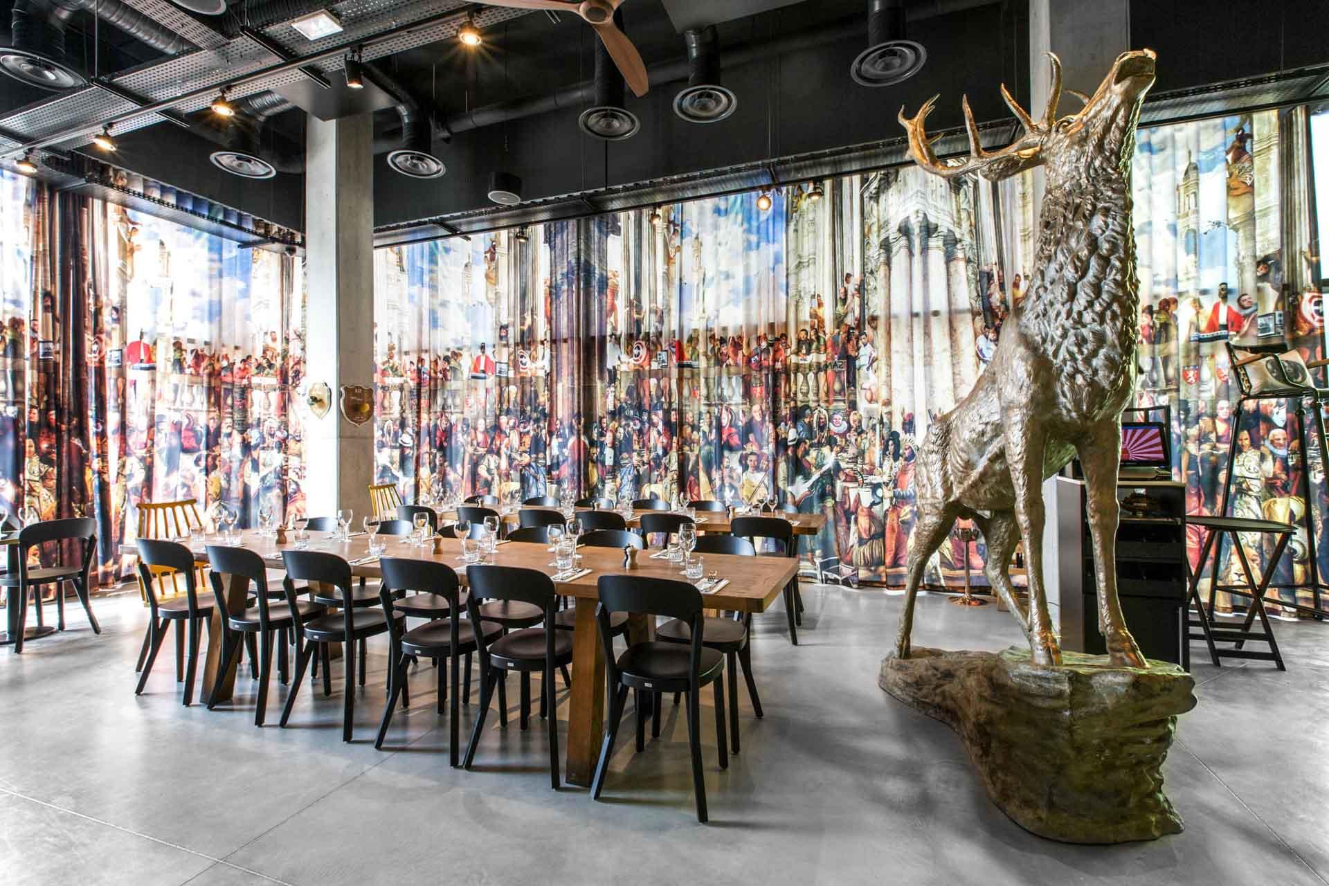 Apr s saint ouen mob ouvre un second h tel lyon confluence - Restaurant confluence domo ...