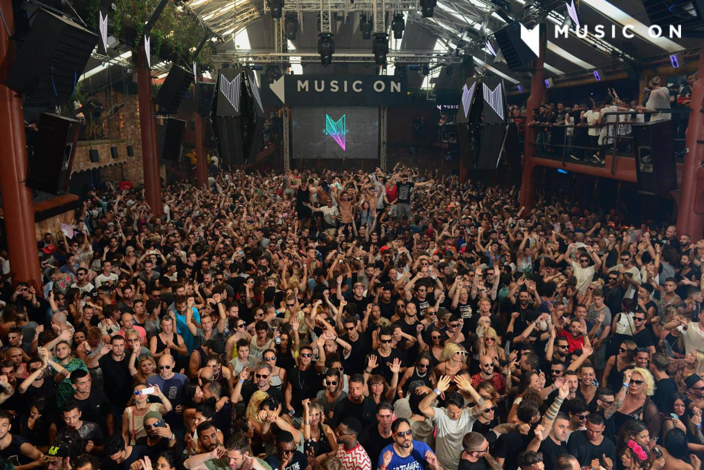 Ibiza 2015 - Music On - Amnesia