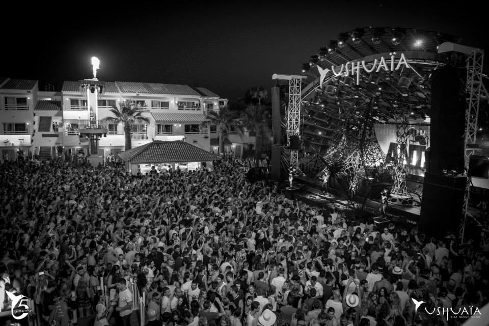Ibiza 2015 - ANTS - Ushuaïa