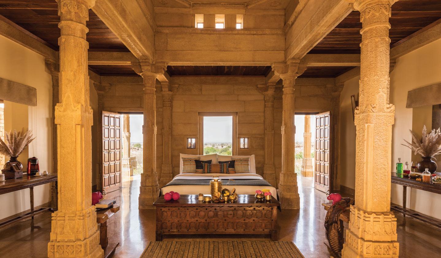 Suryagarh Palace, Jaisalmer