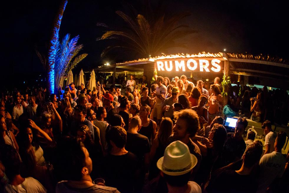 Ibiza 2015 - Rumors - Beachouse