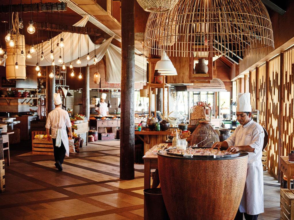 L'East Market rend hommage aux food courts d'Asie
