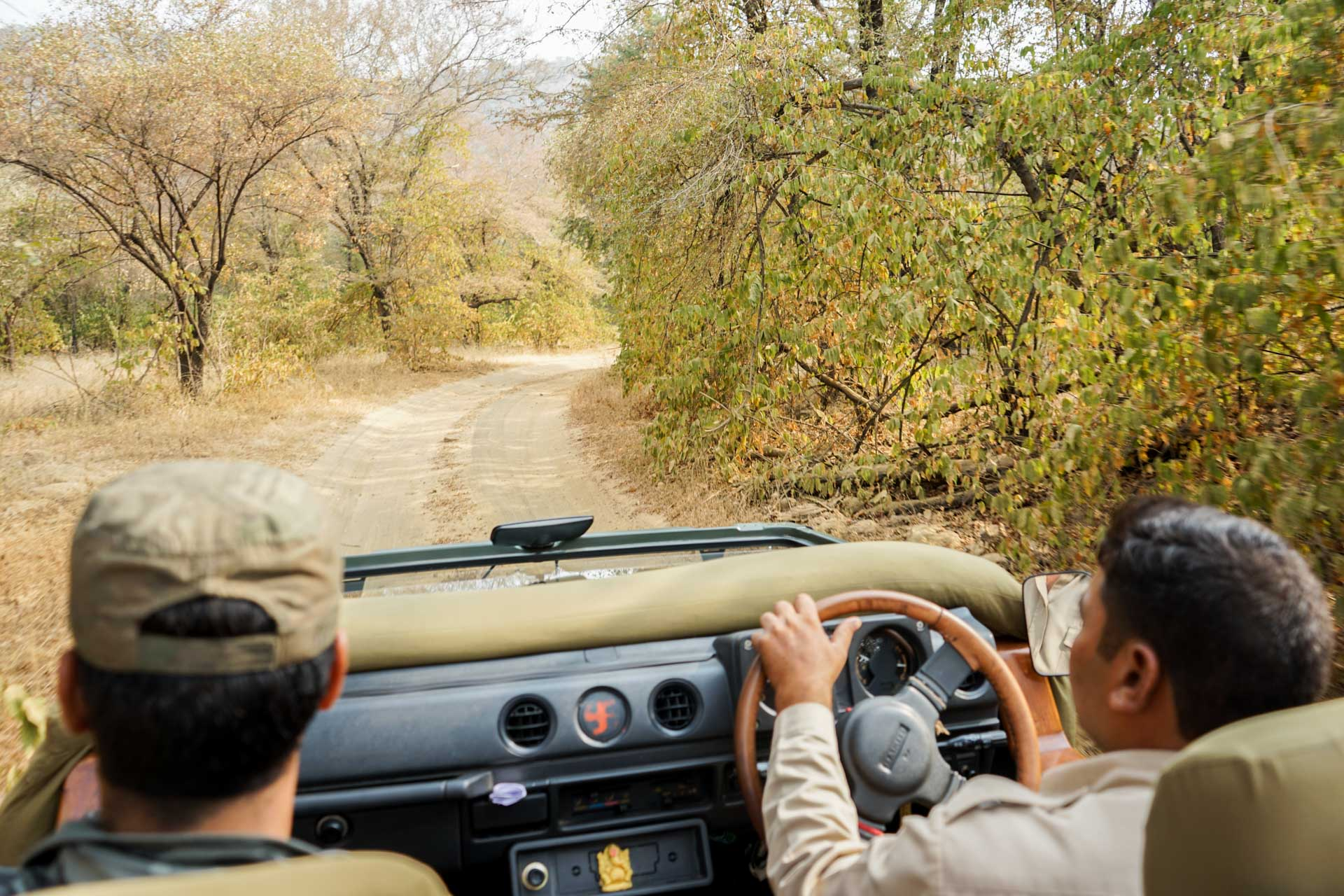Aman-i-Khas, Parc national de Ranthambore