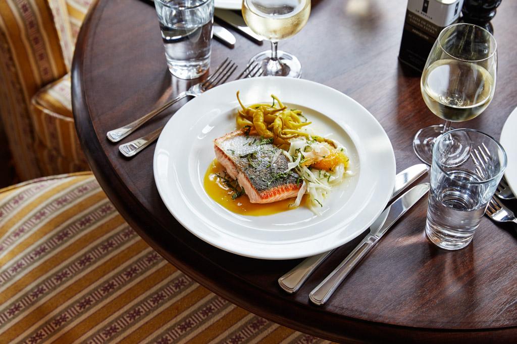 L'offre culinaire est également au centre des attentions de la Soho House Barcelona