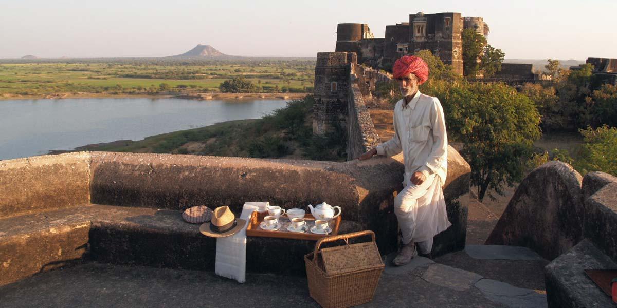 Shahpura Bagh (entre Jaipur et Udaipur)