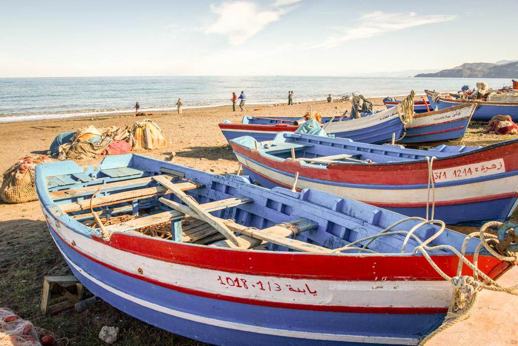 Dans le nord du Maroc, le Banyan Tree se découvre entre le bleu de la Méditerranée...
