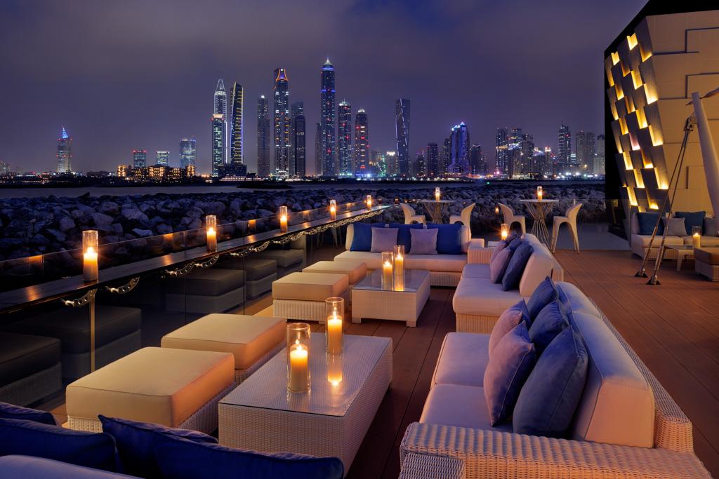Sa spécificité ? Offrir des vues spectaculaires sur la skyline de Dubaï Marina