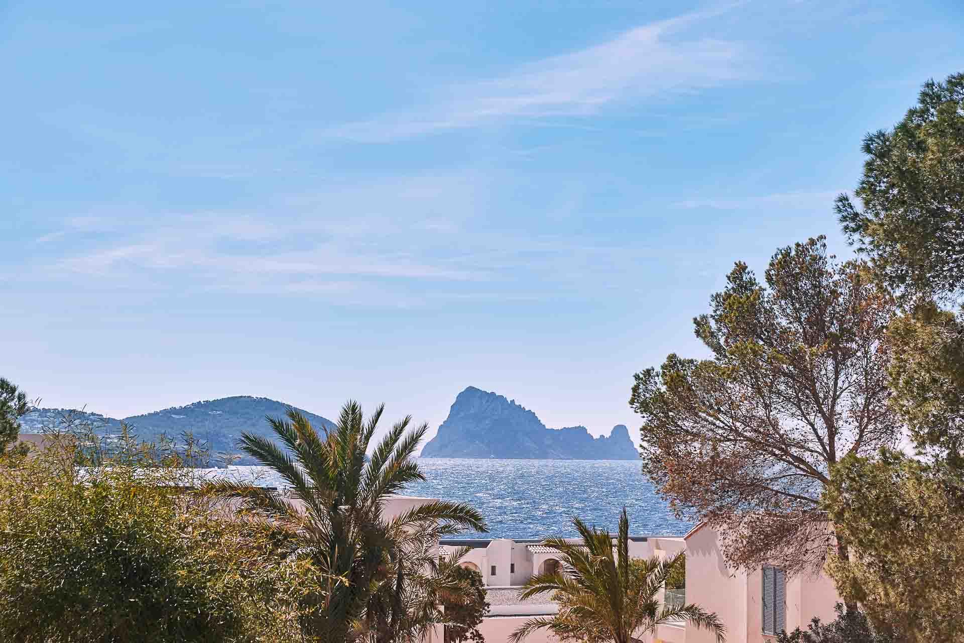 7Pines Resort Ibiza - Vue sur Es Vedrá