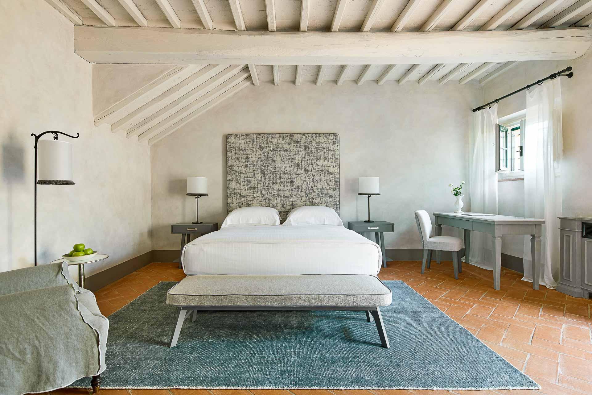 COMO Castello Del Nero - Estate Room