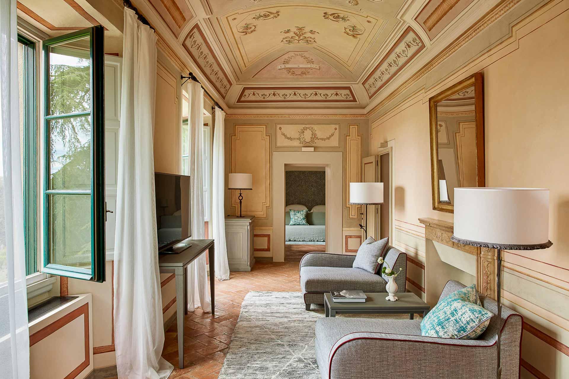COMO Castello Del Nero - Heritage Suite