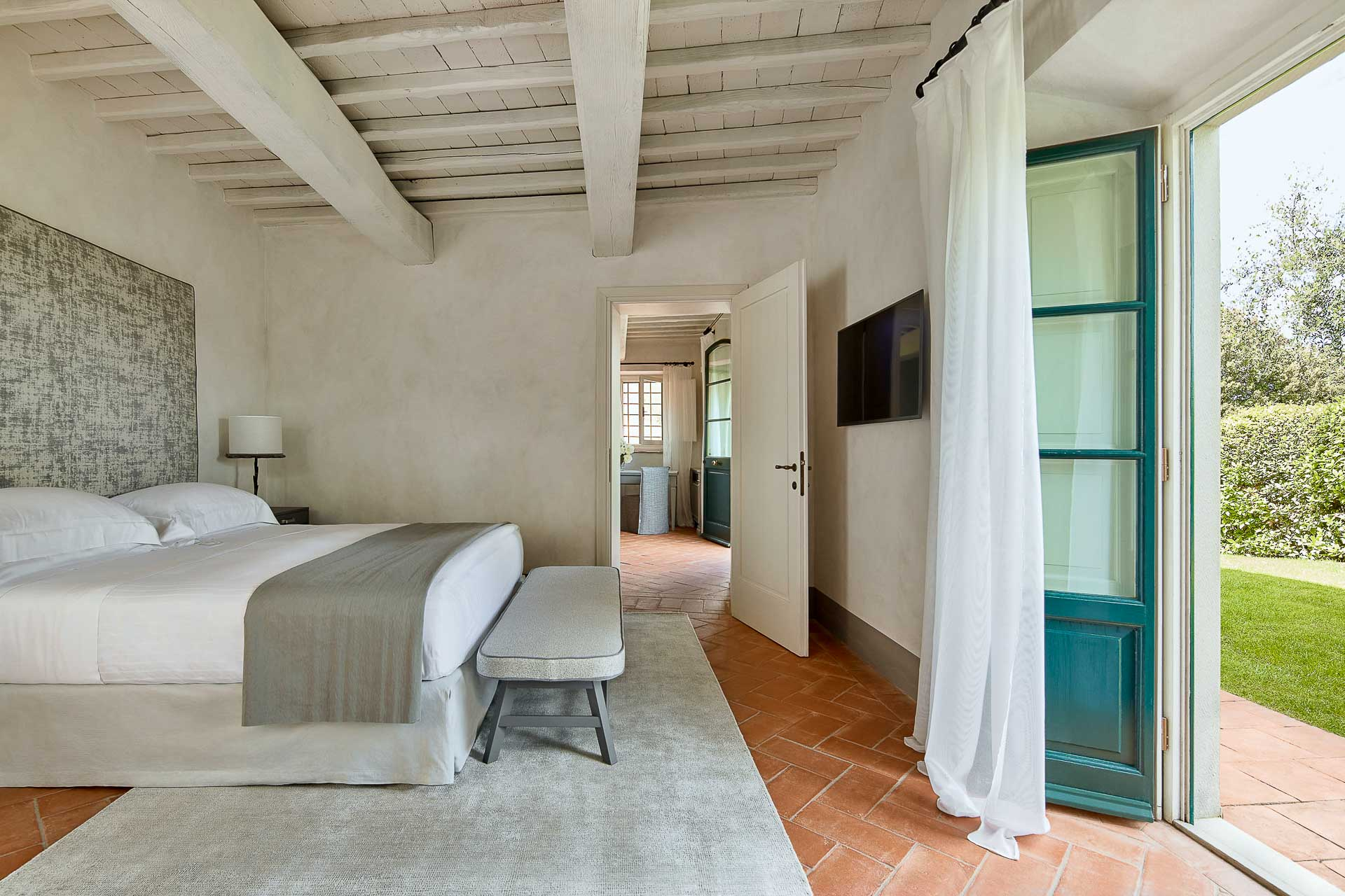 COMO Castello Del Nero - Tavarnelle Suite