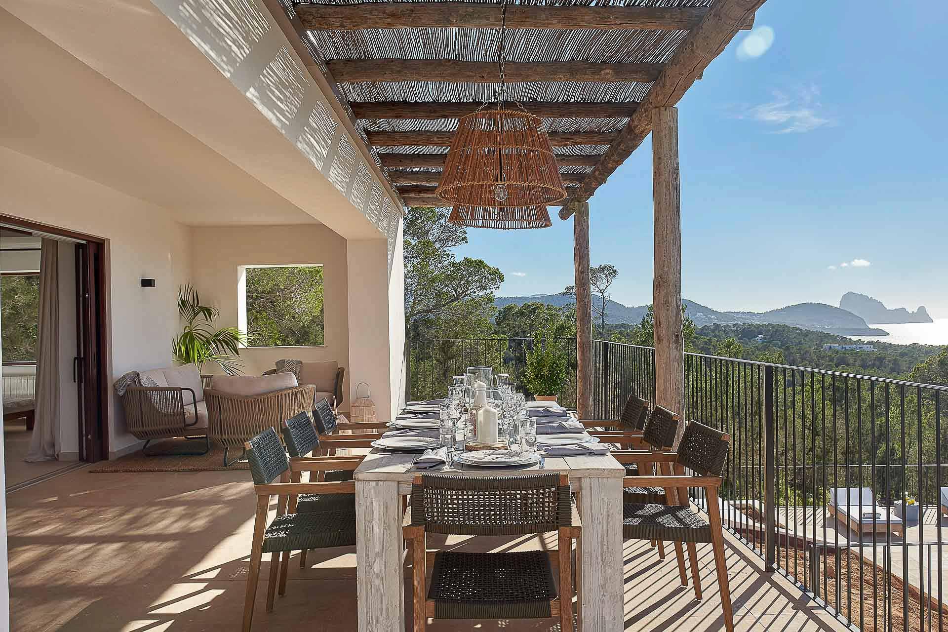 Villa Estrella - Ibiza © DR