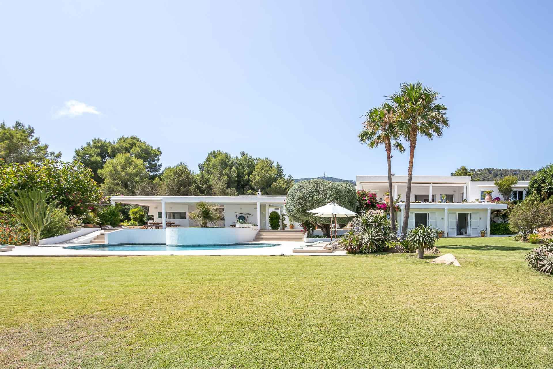 Villa Liette Ibiza © DR