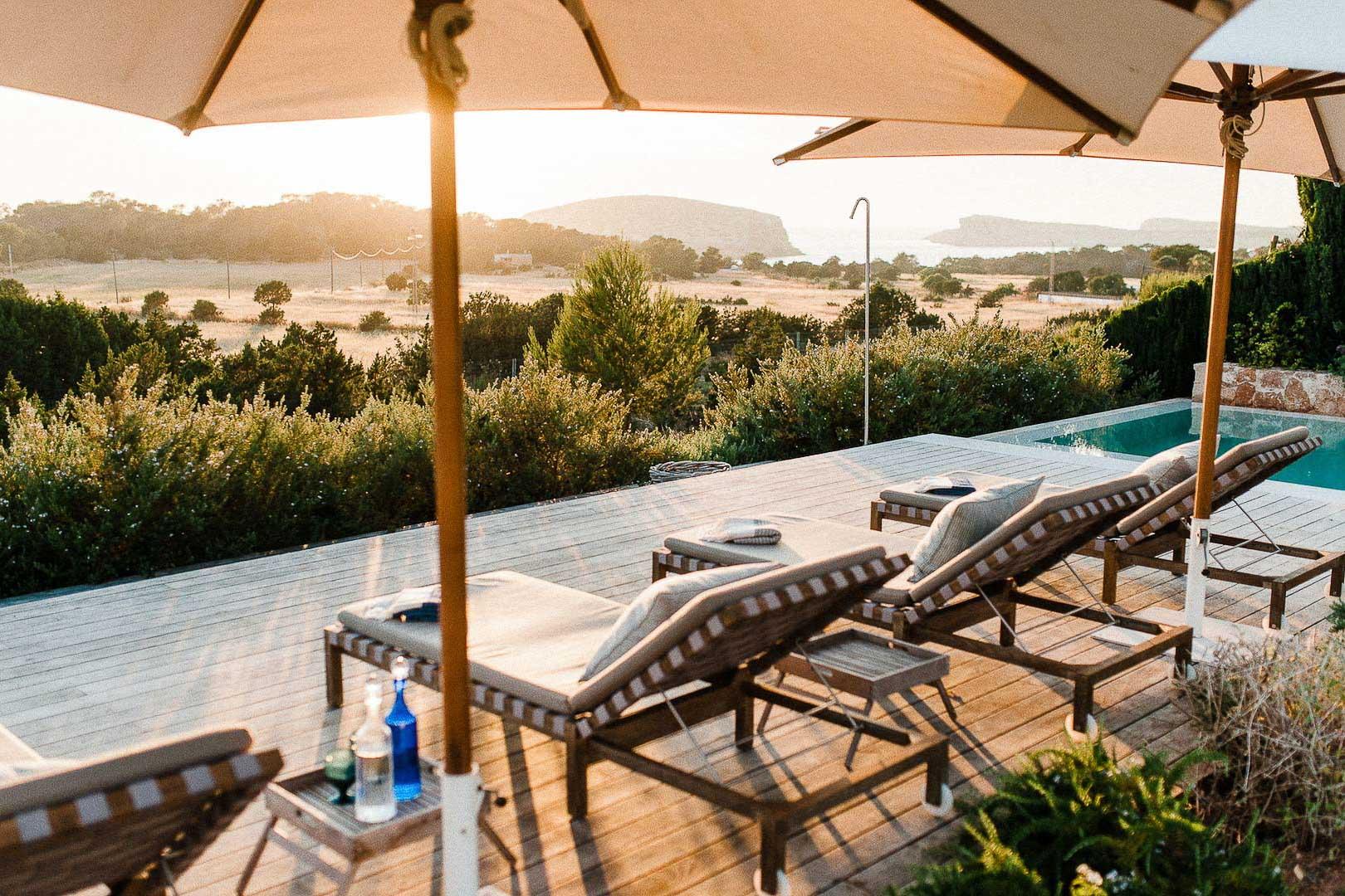 Villa Sunset 32 - Cala Comte © DR