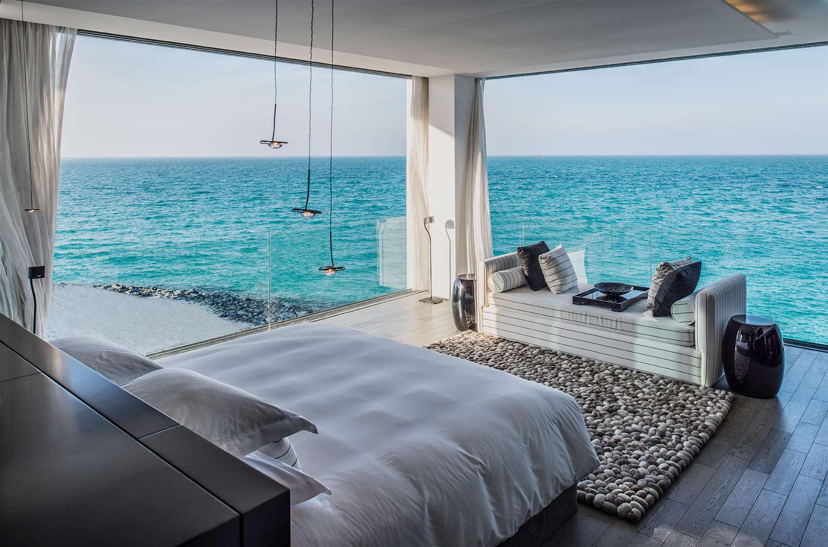 Chambre avec vue Zaya Nurai Island Resort © DR