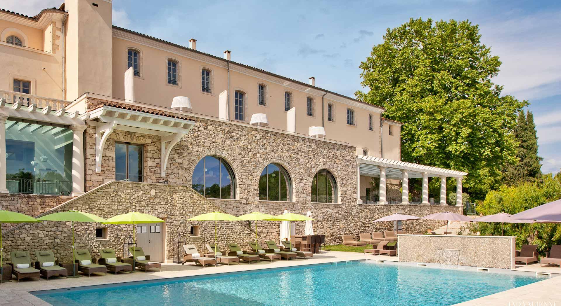 Couvent des minimes hotel et spa : piscine.