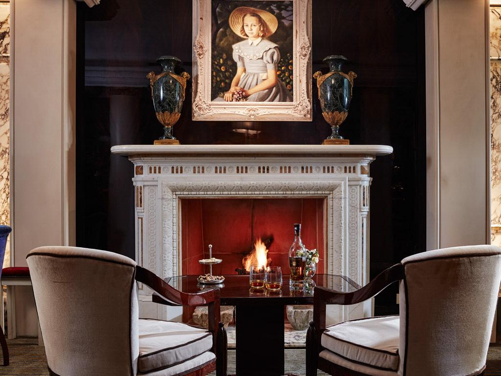 Hotel Lord Byron - Rome