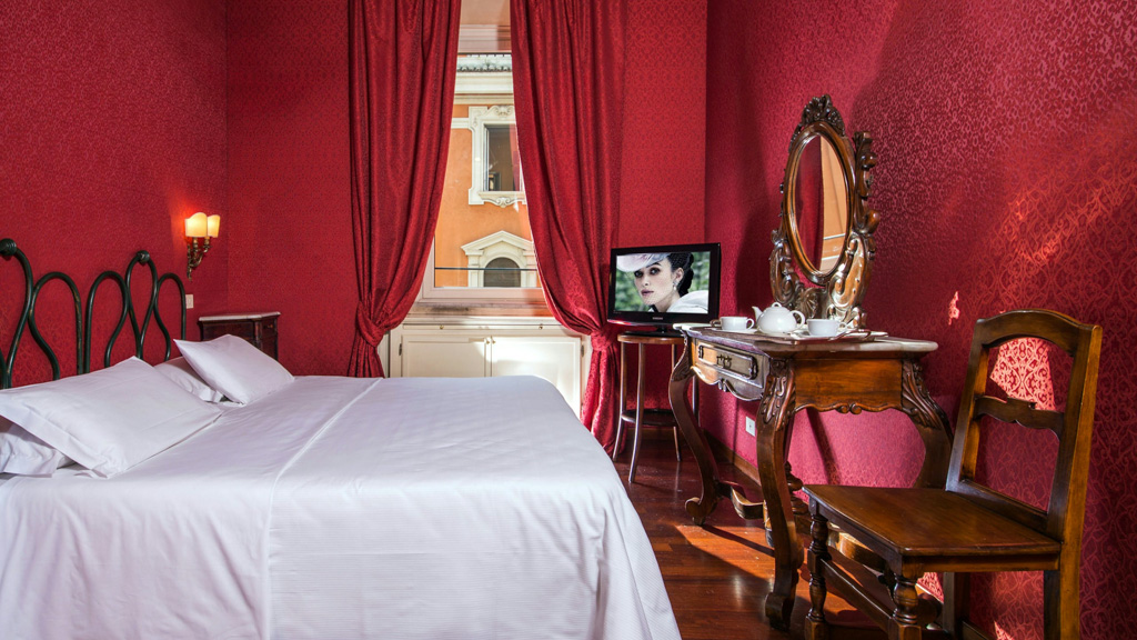 Hotel Locarno - Rome