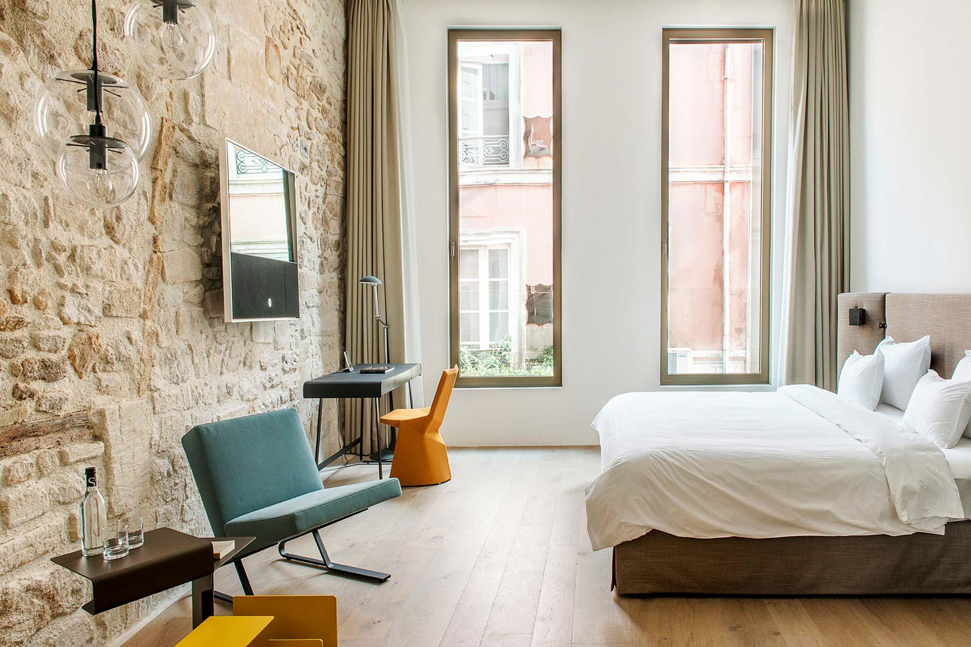 Hotel De Tourrel : la suite numéro 3.