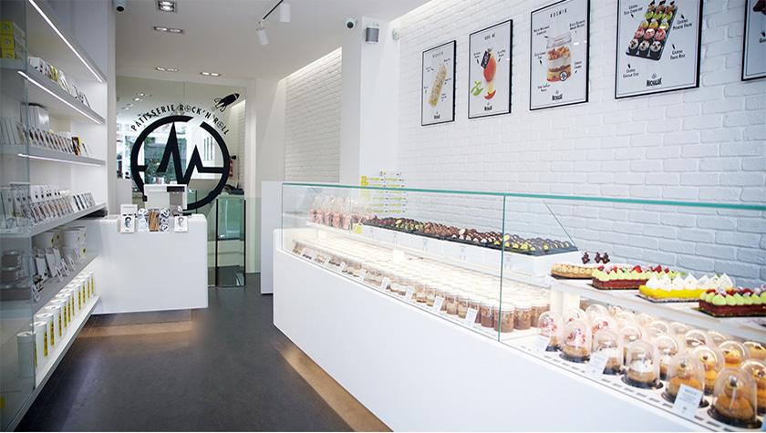 Pâtisserie Michalak Saint-Germain-des-Prés