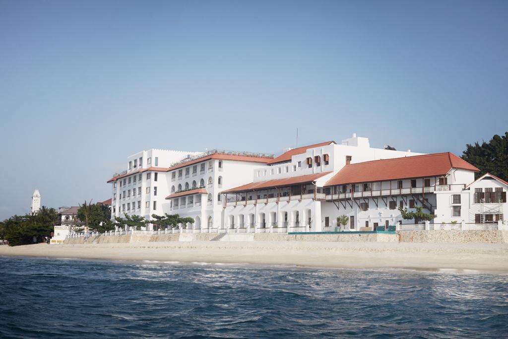 Le Park Hyatt Zanzibar est installé le long de la plage de Stone Town