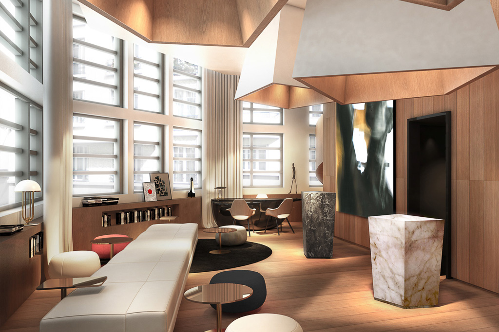 Les 75 nouveaux h tels qu 39 il ne fallait pas rater en 2014 for Boutique hotel 7eme