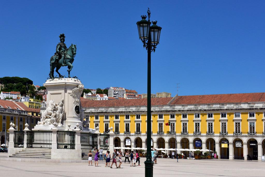 La nouvelle adresse de charme du groupe Pestana est installée sur la célèbre place Praça Do Comercio au coeur du centre historique lisboète