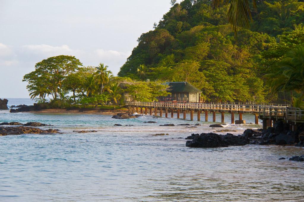 Bom Bom Island Resort - Pont © Peter Ribton