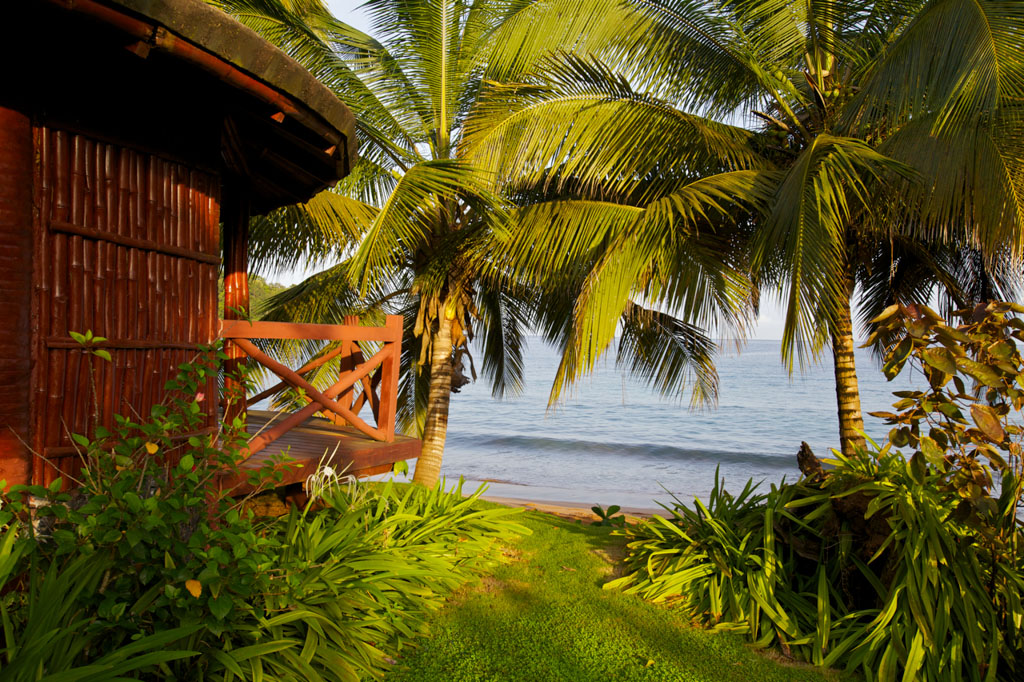 Bom Bom Island Resort - Bungalow © Peter Ribton