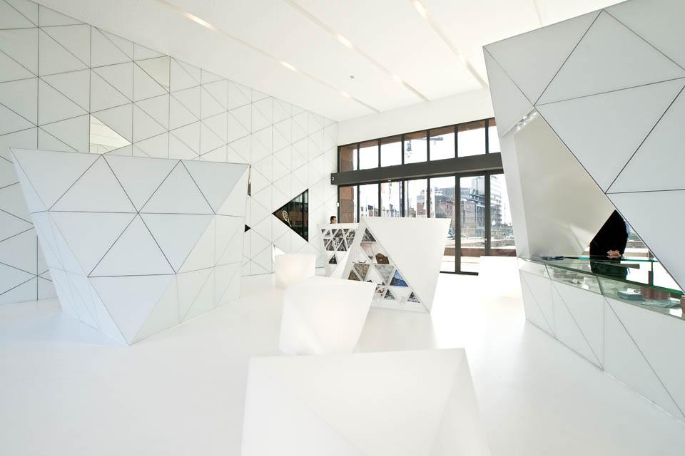 Diamond Pavilion Antwerp © Diamond Pavilion