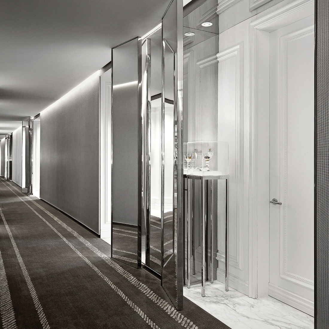 Baccarat Hotel New York - Couloir