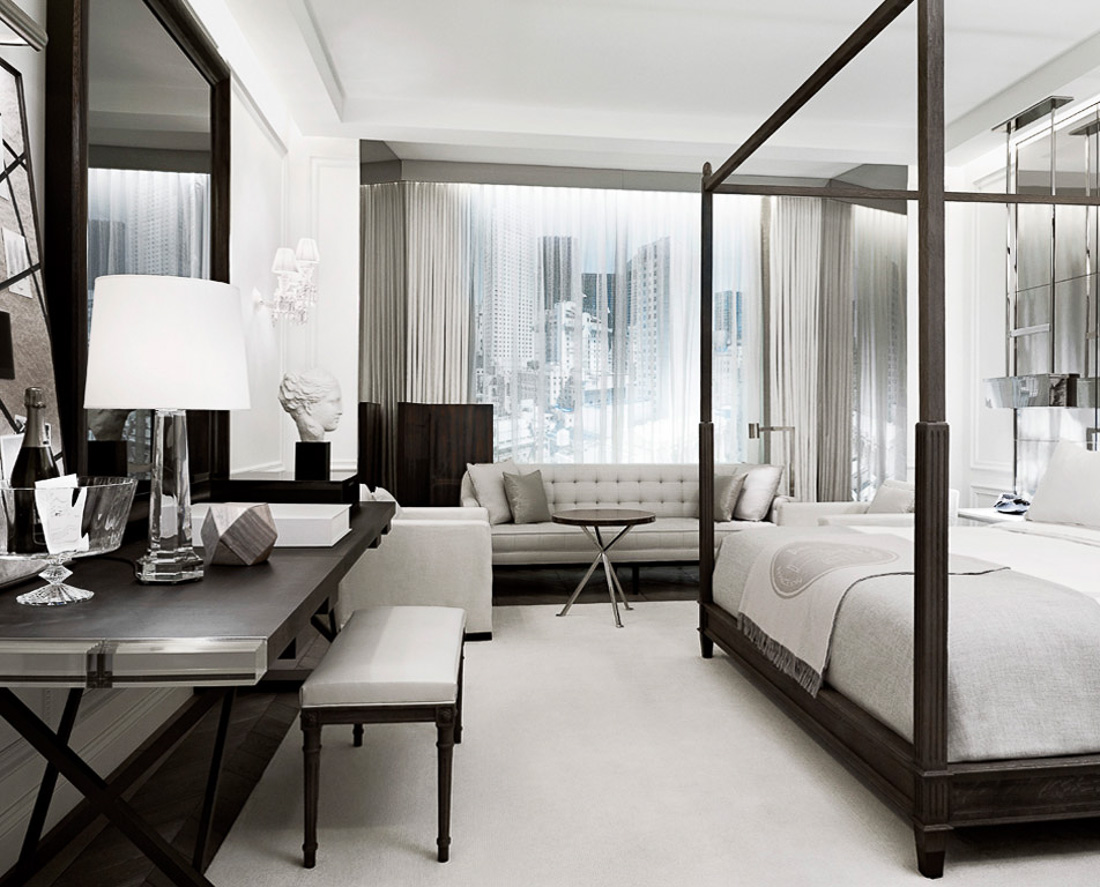 Baccarat Hotel New York - Suite