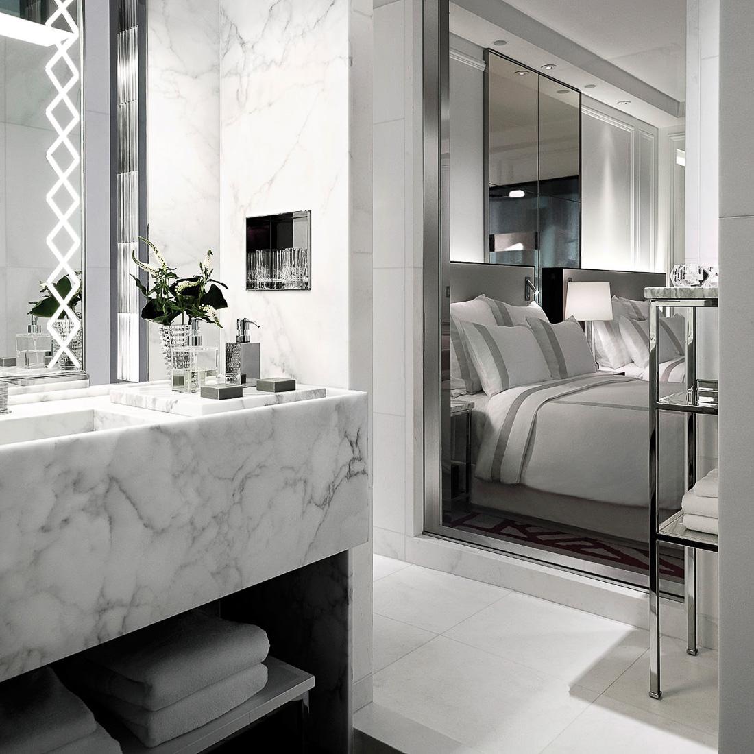 Baccarat Hotel New York - Chambre