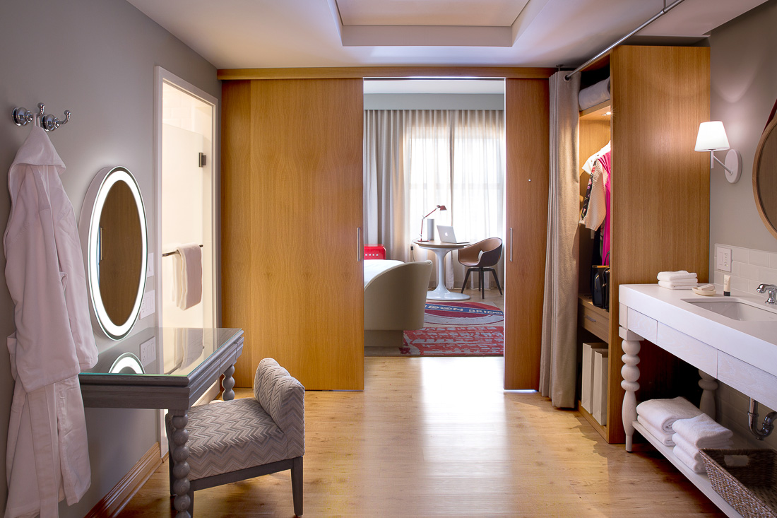 A L Int Rieur Du Premier Virgin Hotel Nouvelle Fantaisie De Richard