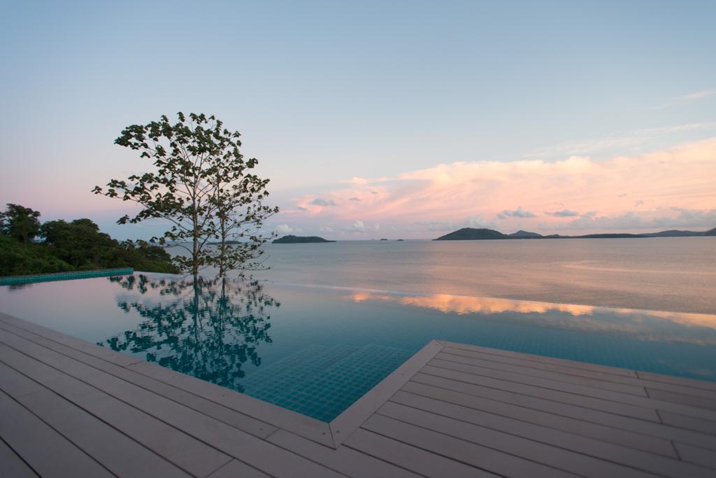 Villas Point Yamu by COMO à Phuket - Piscine infinity