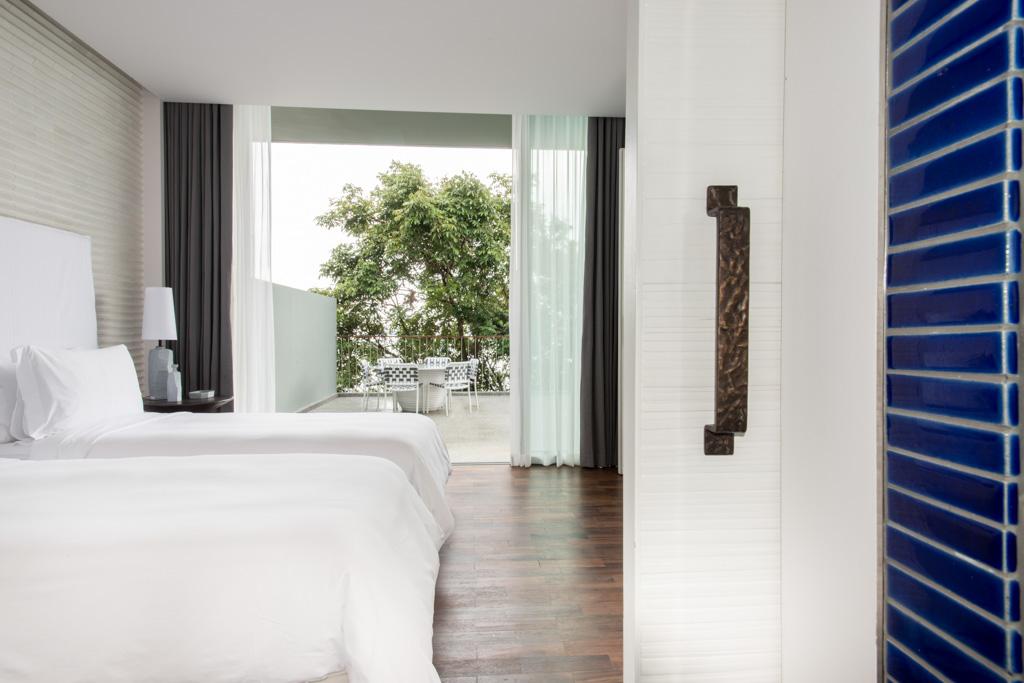 Villas Point Yamu by COMO à Phuket - Chambre
